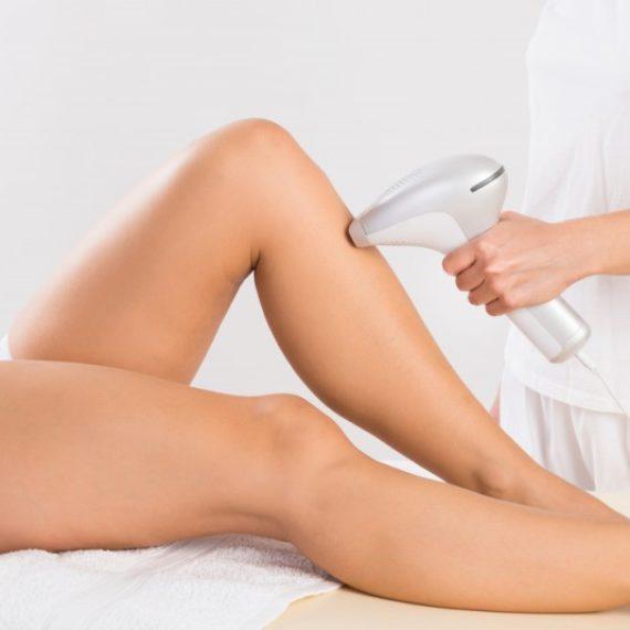 Depilação a laser: procedimento é indicado para a prevenção de foliculite